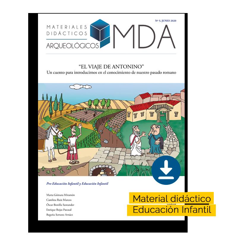 material didáctico educación infantil XV Semana Romana
